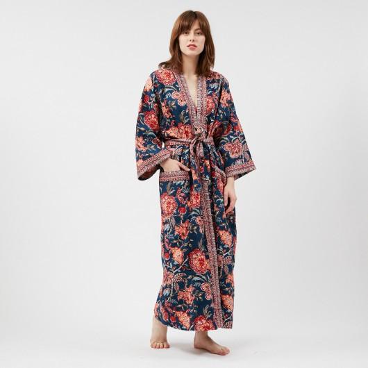 Winter Kimono - Long