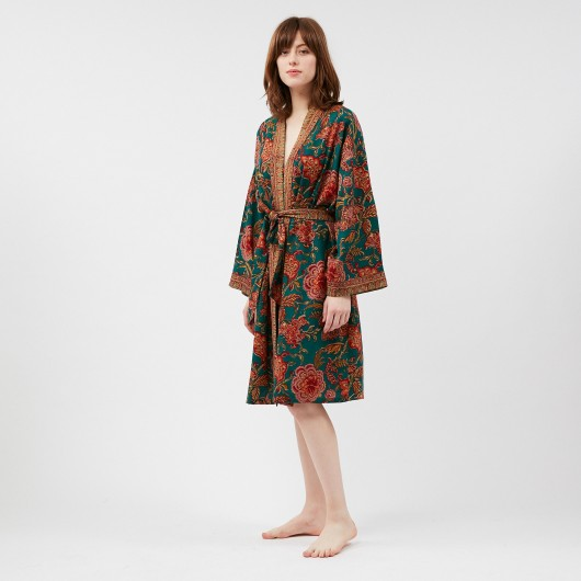 Winter Kimono - Short
