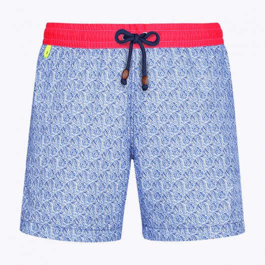 Gili's x Simrane swimsuit - Jodhpur print