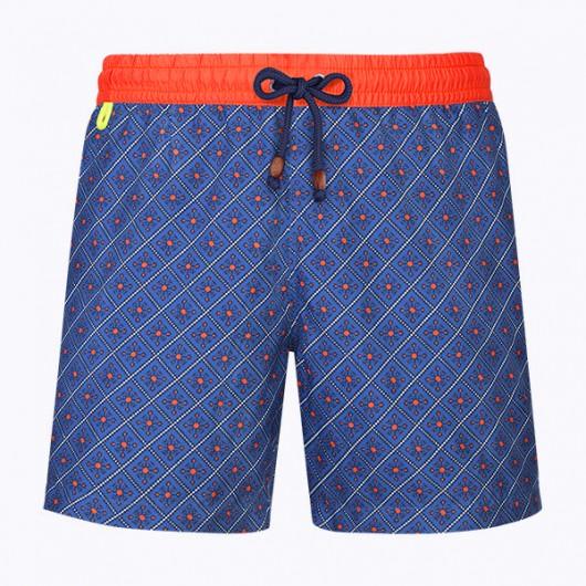 Gili's x Simrane swimsuit - Baoli print